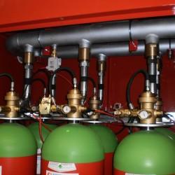 Батарея газового пожаротушения (ГПТ)